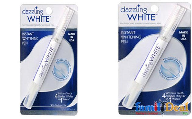 Bút làm trắng răng Dazzling White made in USA