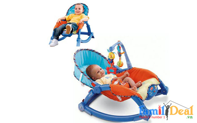 Ghế rung Fisher Price P0107'