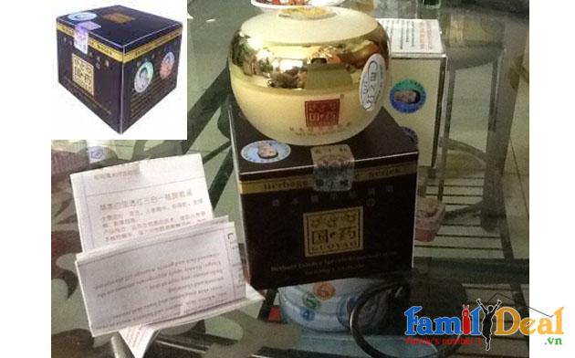 Kem dưỡng trắng da Guoyao