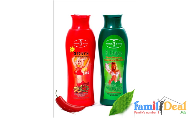 Kem Tan Mỡ 3 Days (200Ml)