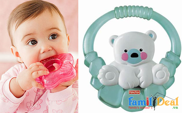 Gặm nướu Fisher Price - USA'
