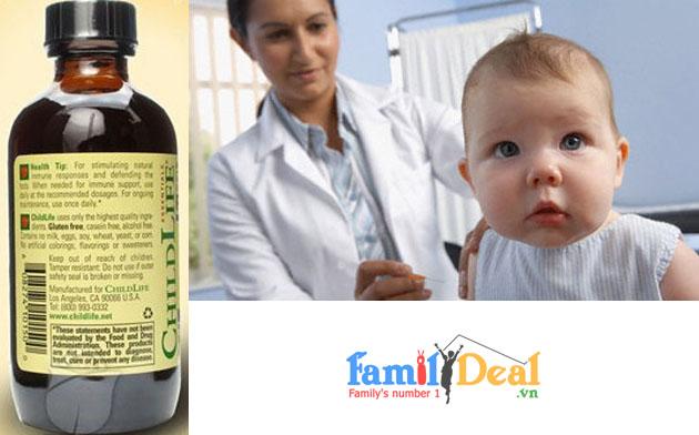 Childlife First Defense 4oz (118.5ml) - USA