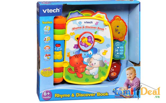 Sách nhạc Vtech Teaches - USA NHOMMUA HOTDEAL