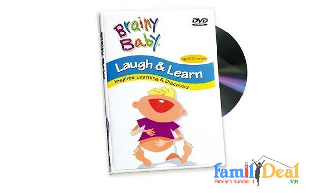 Bộ đĩa brainy baby