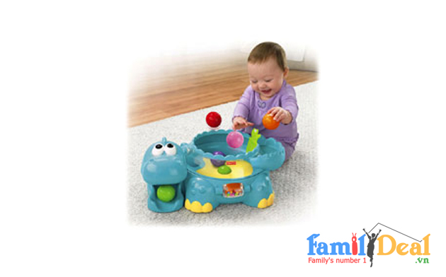 Khủng long lăn banh Fisher-Price