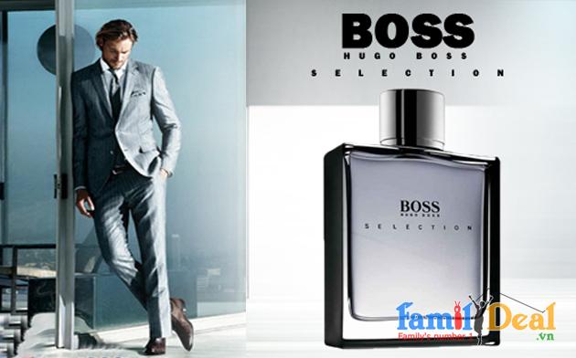 Nước hoa Hugo Boss Đẳng Cấp