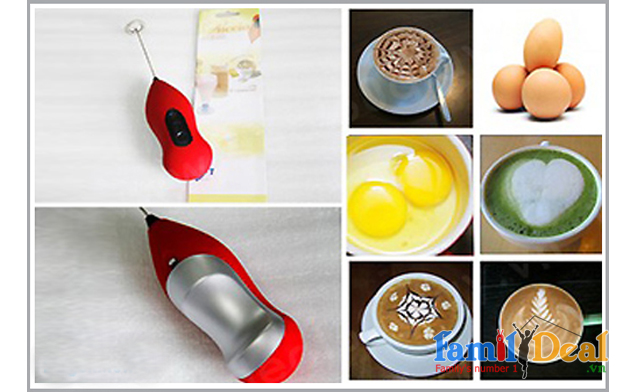 Máy Đánh Trứng Cầm Tay Mini