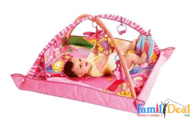 Thảm chơi 3D có nhạc Tiny Love Princess NHOMMUA HOTDEAL
