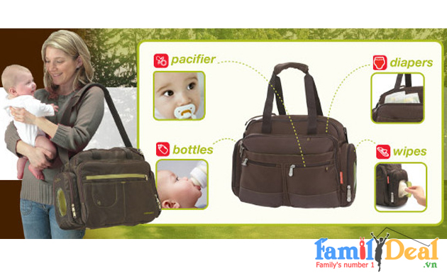 Fisher Price Diaper Bags - USA NHOMMUA HOTDEAL