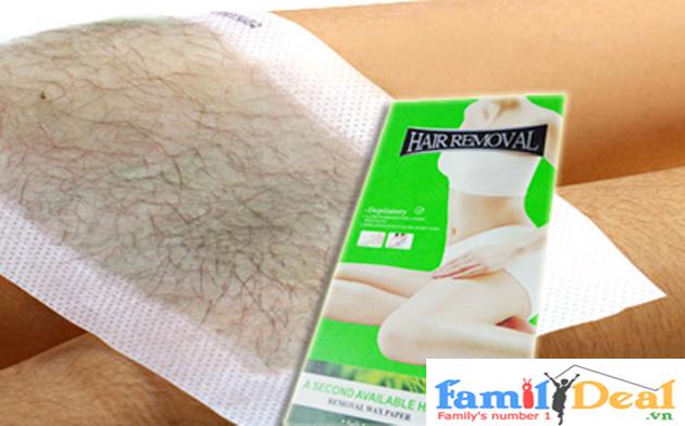 Miếng tẩy lông Hair Removal