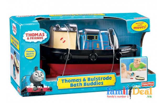 Thomas and Friends Baltusrode Bath Buddies NHOMMUA HOTDEAL