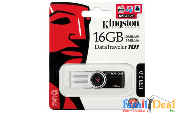 USB Kingston 16GB NHOMMUA HOTDEAL