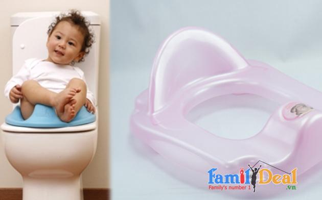 Ghế ngồi toilet trẻ em