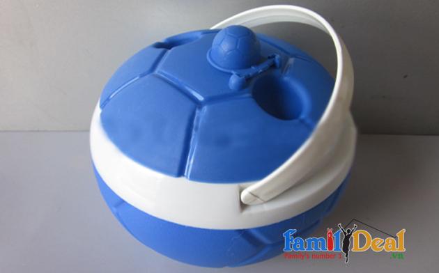 Bình đá trái banh Happy Ware - 1,2 lít