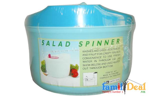 Rổ quay rau Salad Spinner