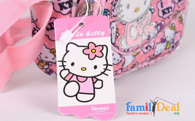 Túi đeo chéo Kitty NHOMMUA HOTDEAL