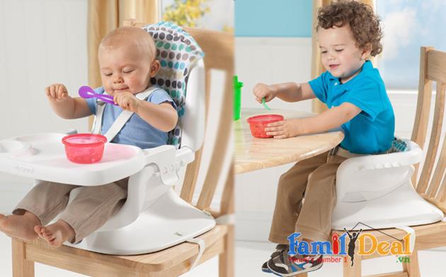 Ghế ăn điều chỉnh độ cao The First Years