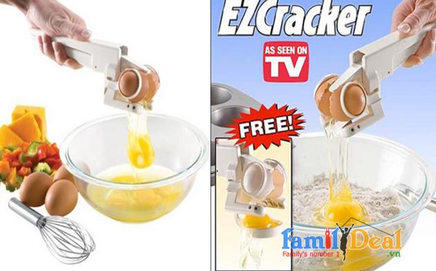 Dụng Cụ Tách Vỏ Trứng