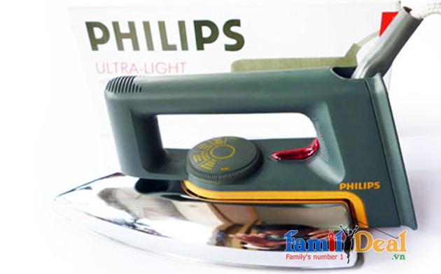 BÀN ỦI KIỂU DÁNG PHILIPS HD 1172