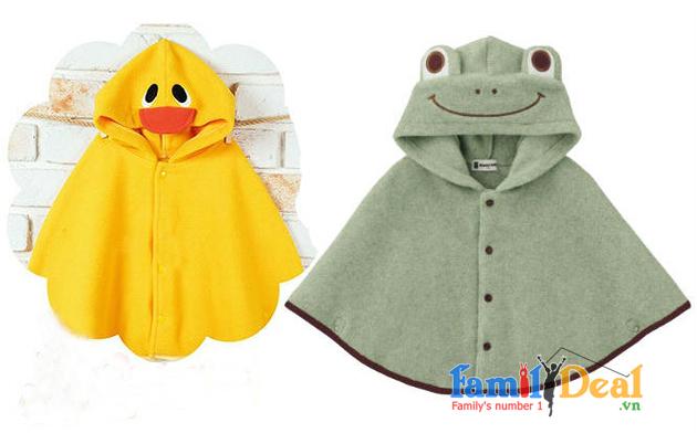 Áo choàng hình ếch