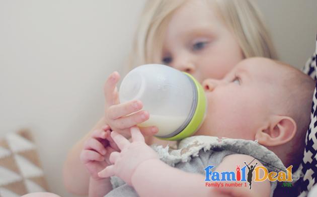 Bình sữa comotomo 150ml NHOMMUA HOTDEAL
