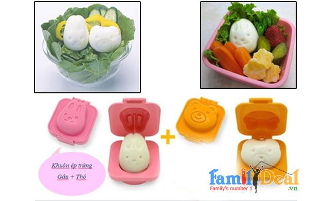 Khuôn in trứng Japan