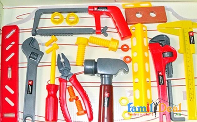 Bộ đồ chơi dụng cụ làm kỹ sư