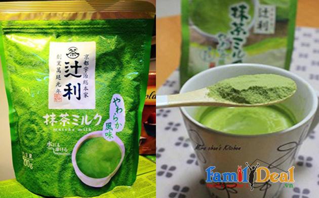 Bột trà xanh Nhật Bản Matcha Latte
