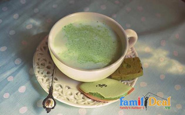Bột trà xanh Nhật Bản Matcha