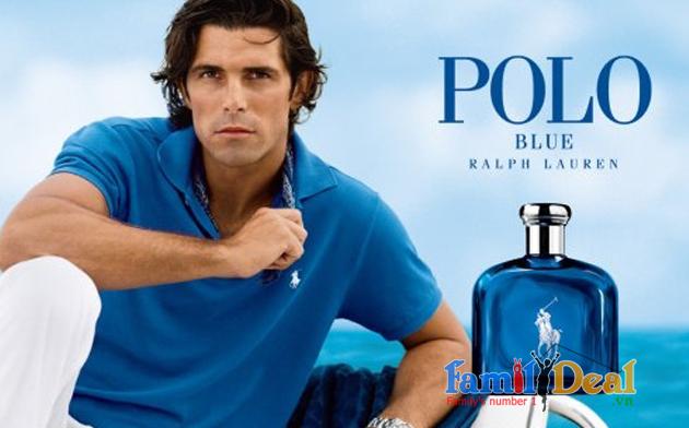 Nước hoa Ralph Lauren Polo Blue 125ml NHOMMUA HOTDEAL