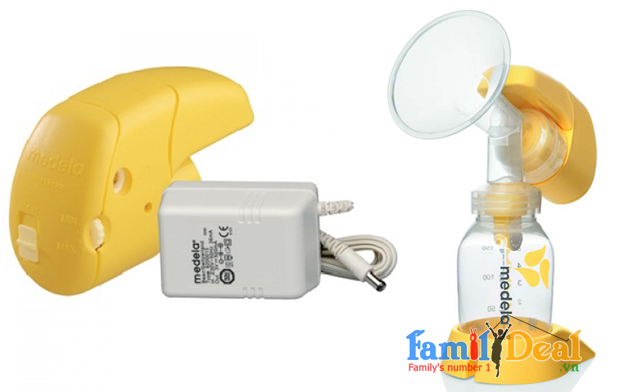 Máy hút sữa Medela Model Mini Electric Plus