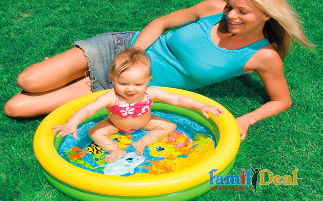 Bể bơi phao Intex mini NHOMMUA HOTDEAL