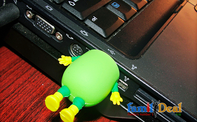 USB 8GB WONDERFARM 2014 NHOMMUA HOTDEAL