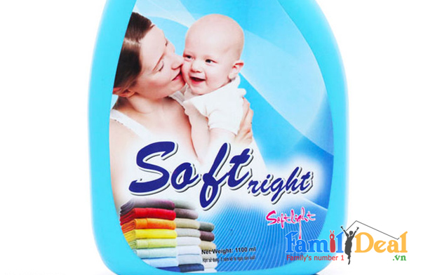 N c x v i m c soft right 1100ml for Family deal com