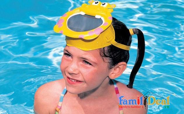 Kính bơi ếch INTEX