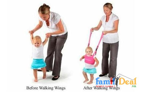 Đai tập đi Mothercare