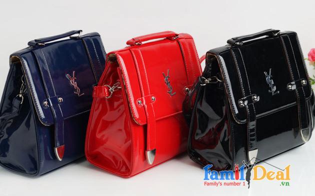 Túi xách thời trang kiểu dáng Hàn Quốc YSL