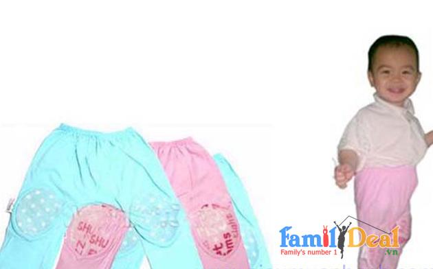 Quần bảo vệ đầu gối cho bé