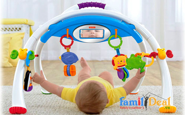 Kệ Chữ A Fisher Price