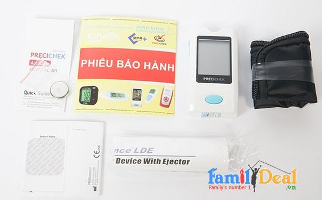 Máy đo đường huyết PRECICHEK