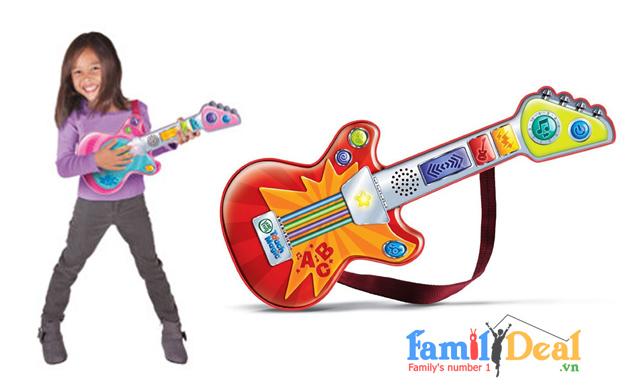 Đồ chơi guitar điện LeapFrog