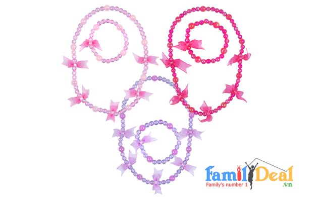 Bộ phụ kiện thời trang Pink Poppy NHOMMUA HOTDEAL
