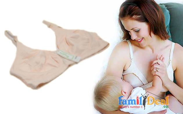 Combo 2 Áo ngực cho bé bú Thái lan