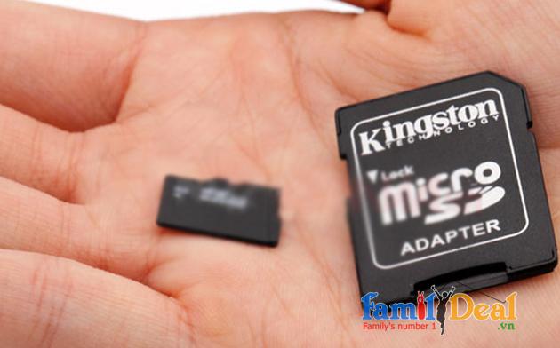 Thẻ nhớ Micro SD 8Gb NHOMMUA HOTDEAL