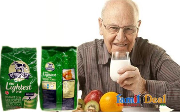 Sữa tươi dạng bột devondale NHOMMUA HOTDEAL