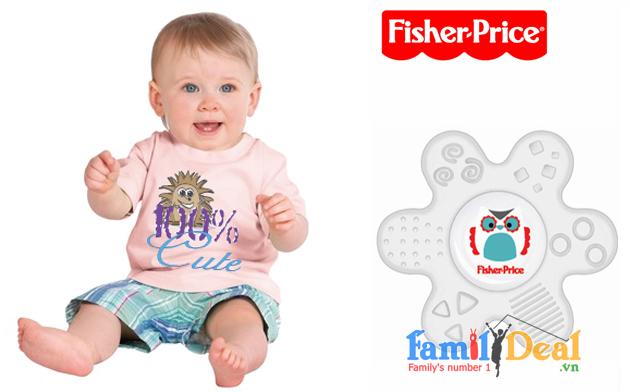 NGẬM NƯỚU FISHER PRICE