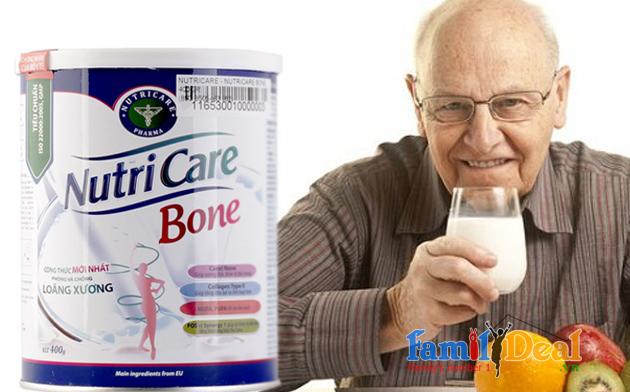 Sữa Bột Nutricare Bone NHOMMUA HOTDEAL
