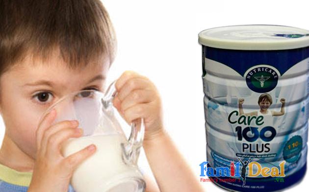 Sữa Care 100 plus NHOMMUA HOTDEAL