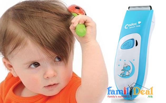Tông đơ cắt tóc cho bé Codos CHC-816