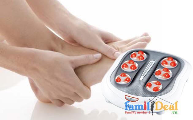 Máy massage chân khô Beurer FM60 NHOMMUA HOTDEAL